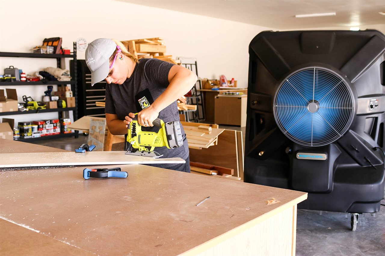 carpentry | On Target Home Inspections | beat the heat Orland Park